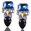 Fashion-Charm-Women-Jewelry-Rhinestone-Crystal-Resin-Ear-Stud-Eardrop-Earring thumbnail 39