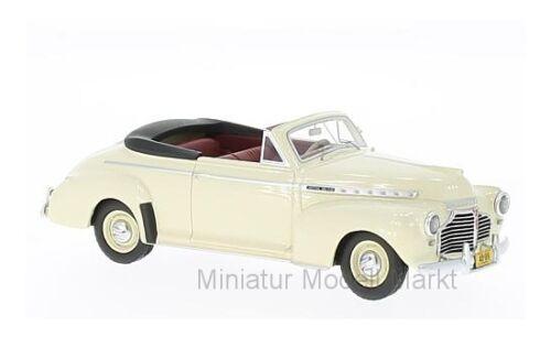 #46991 - Neo Chevrolet Special de Luxe convertible-beige - 1941 - 1:43