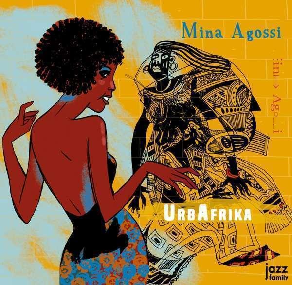 Agossi Mina - Urbafrika Nuevo CD