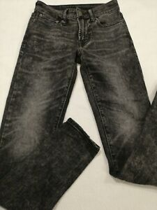New Mens American Eagle Outfitters Super Skinny Flex Jeans Size 26x30 Ebay