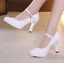 Women-Pointed-Toe-Low-Mid-High-Heel-Stiletto-Work-Smart-Wedding-Pumps-Shoes-New thumbnail 14