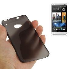 CUSTODIA HARD CASE ULTRA SLIM 0,3MM per HTC ONE M7 801N COVER PROTEZIONE FUMO