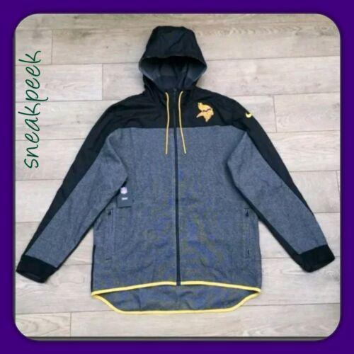 Veste Vikings à Minnesota Full Zip Homme851865 032 Medium Nfl pour Nike capuche qUGLSzpjMV