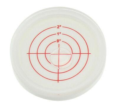 GroßZüGig Dosenlibellenkörper Ø 60 Mm 2° Aus Acrylglas Markierung: 0°-1°-2° Hohe Belastbarkeit