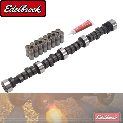 Edelbrock 2102 Performer-Plus Camshaft Kit For 1957-1986 Chevy 265-400