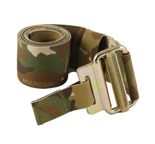 Tactical Belt 100/% UK Manufactured UKOM Crye Multicam Military Roll Pin Belt