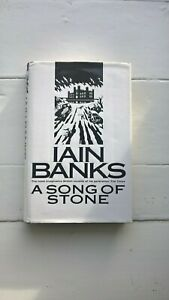 A-Song-Of-Stone-by-Banks-Iain-Hardback-Book-Free-Post