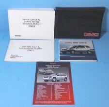 05 gmc envoy xl owners manual