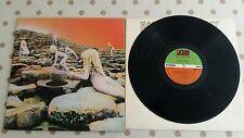 Led Zeppelin - Houses of the Holy Vinyl album 1973 1st pressing