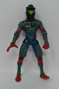 Green-Spider-Man-Action-Figure-With-Helmet-13-cm