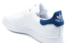size 40 f6d5e 40488 Adidas BZ0483 Men Stan smith Running shoes white blue sneakers. Size US 11