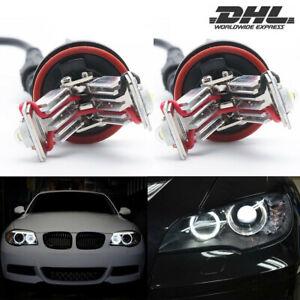LED-H8-Angel-Eyes-Standlicht-fuer-BMW-E60-E61-E71-E70-LCI-E90-E91-X5-X6-Z4-E92-X1