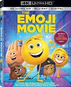 THE-EMOJI-MOVIE-4K-UHD-Blu-ray-FREE-SHIPPING-Emoji-EmojiMovie-Animation