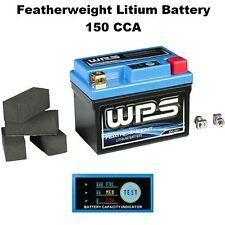 Featherweight Lithium Ion Battery 150 CCA ATV Quad 4-Wheeler 4 Wheeler Offroad