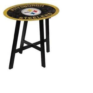 Nfl team logo pub table 30 teams available new ebay image is loading nfl team logo pub table 30 teams available watchthetrailerfo