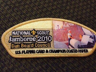 MINT 1989 JSP Dan Beard Council