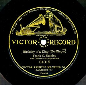 FRANK-STANLEY-on-12-inch-1905-Victor-Grand-Prize-31315-Birthday-of-a-King