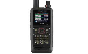 Kenwood-TH-D74A-5W-144-220-430MHz-Tri-Band-D-Star-APRS-Digital-Handheld-Radio