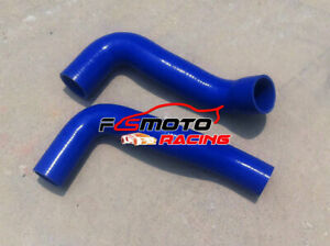 For-FORD-CORTINA-6CYL-TC-TD-TE-TF-SILICONE-RADIATOR-HOSE-KIT-BLUE