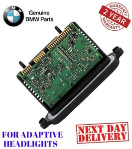 Top Control TMS Module Unit Adaptive Headlight for BMW 5 Series F10 F11 F07 F18
