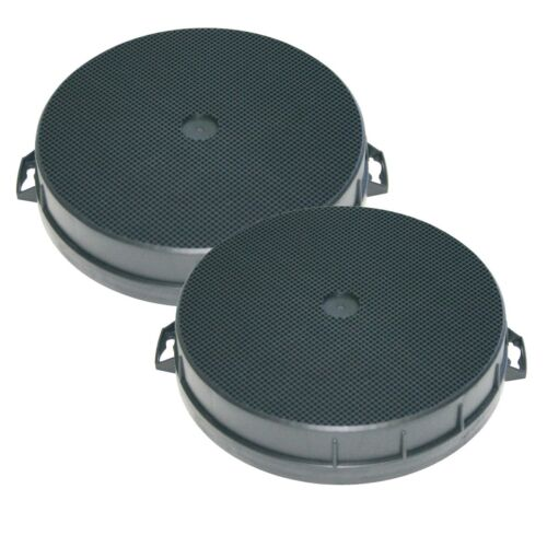 2x Filtre à charbon Ø 200//210 mm Brume Hotte Original Bosch Siemens 353121