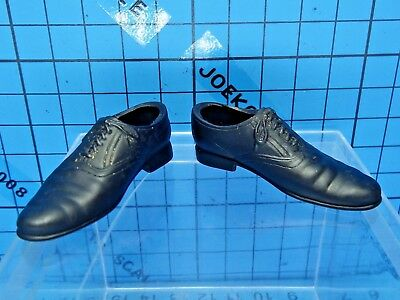 Sideshow 1:6 James Bond 007 Live And Let Die Tee Hee Figure Black Shoes