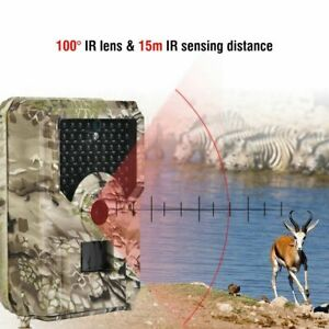 Scouting-Wildlife-12MP-1080P-Hunting-Camera-Infrared-Trail-Camcorder-Waterproof