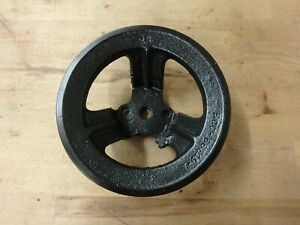 Ford Y Block 272 292 312 Single Groove Cast Iron Harmonic Balancer