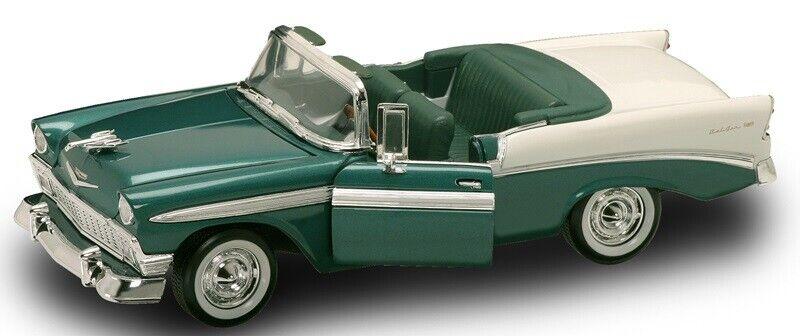 CHEVROLET  BEL AIR 1956 cuir Series 1 18  moins cher
