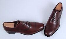 PRADA Cap Toe Oxford- Brown- Size 9 US/ 8 UK  $650  (TB7)