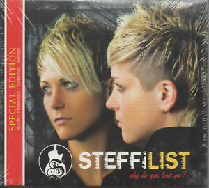 Steffi-List-Why-Do-You-Love-Me-CD-NEU-Break-the-silence-Inside-Out-Five-years