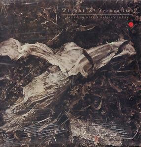 """DAVID SYLVIAN - HOLGER CZUKAY """" PLIGHT & PREMONITION """" LP SIGILLATO VIRGIN ITALY"""