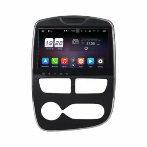 autoradio gps renault clio 4 android usb ebay. Black Bedroom Furniture Sets. Home Design Ideas