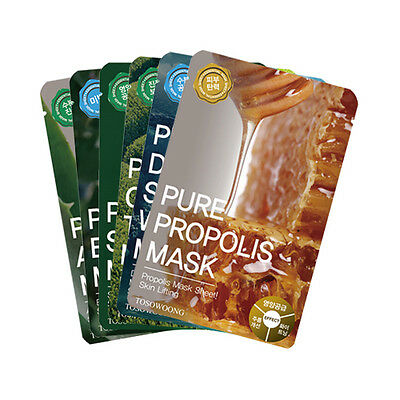 [TOSOWOONG] Pure Mask - 10pcs