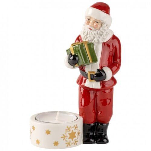 Villeroy /& Boch NOSTALGIC LIGHT Santa Claus Votive #3984