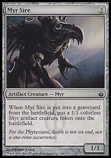 Myr Sire X4 EX/NM Mirrodin Besieged Magic Cards Artifact Common