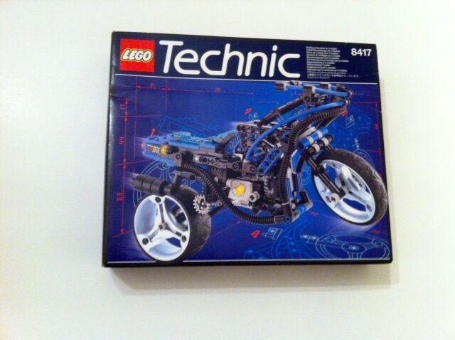 negozio online outlet LEGO TECHNIC 8417 8417 8417 - MAG rueda MASTER - NUOVO - SEALED - MISB  scelta migliore
