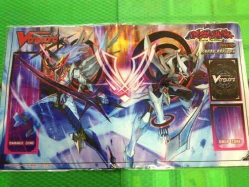 Vanguard BT17//009EN Star-vader Blaster Joker /& Star-vader Photon Playmat Sealed
