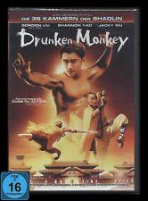 DVD DRUNKEN MONKEY - vom Regisseur von DIE 36 KAMMERN DER SHAOLIN *** NEU ***