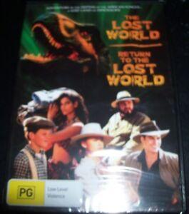 The-Lost-World-Return-To-The-Lost-World-Australia-Region-4-DVD-New