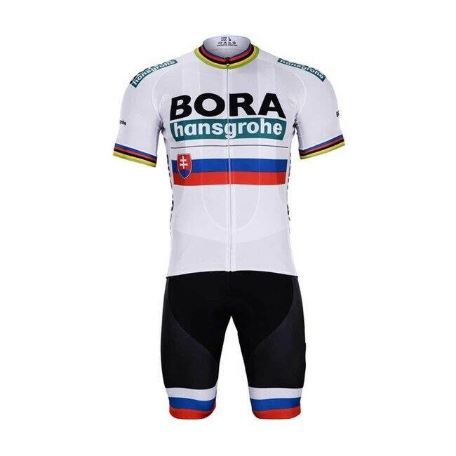 2019 BORA HANSGROHE UCI SLOVAKIA JERSEY BIB HOBBY SET KIT CYCLING TOUR DE FRANCE