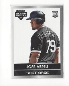 2014-Panini-Black-Friday-Rookie-Portraits-19-Jose-Abreu-RC-Rookie-White-Sox