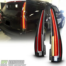 07 14 Suburban Tahoe Yukon Escalade Style Led Tail Lights Lamps Leftright Fits 2007 Chevrolet Suburban 1500