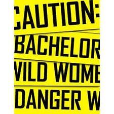 Bachelorette Party Favors Caution Tape 20 ft
