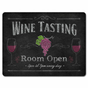 Tempered-Glass-Cutting-Board-11-5x15-Wine-Tasting-Room-Open-Chalkboard-Grapes