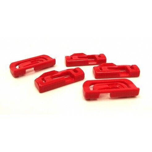 Clip gocciolatoio Rosso EVO 4-6