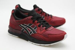 asics tiger red