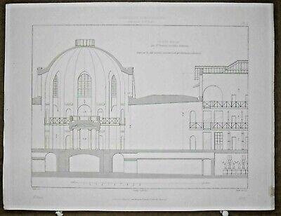 Burning' Architecture Prison Mazas Cut On The Hall Power Plant Art