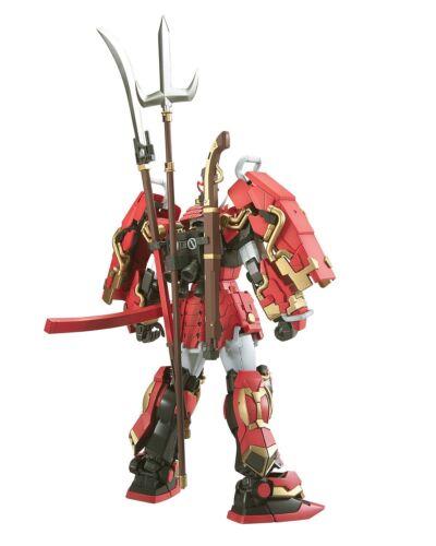 New Bandai MG 0153804 GUNDAM Shin Musha Gundam 1//100 scale kit Japan