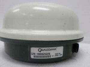 QUALCOMM-WHITE-GPS-TRACKING-DOME-10-J9490-004A